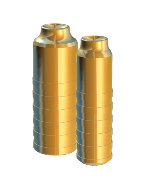 Hydrostatically Stabilised Bullets