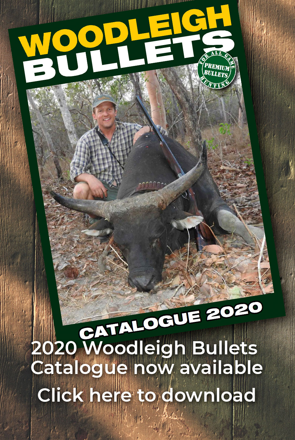 Woodleigh Bullets 2020 Catalogue